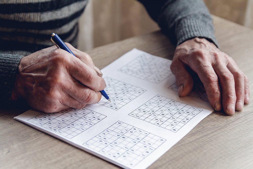 Anciano Sudoku